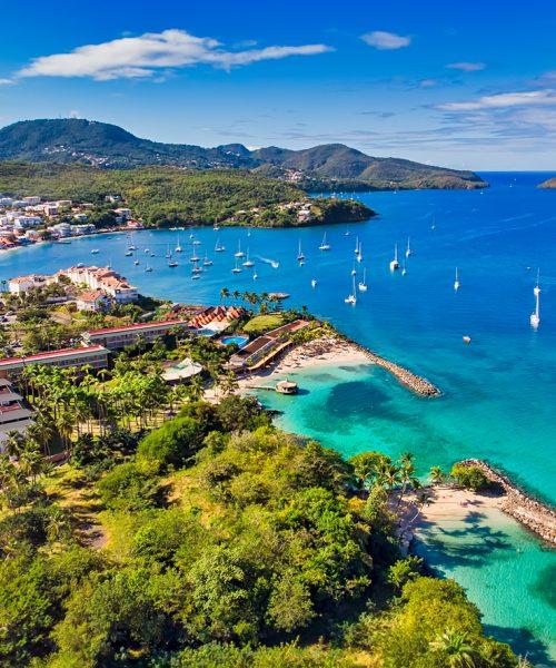 Disfrute de la perfección caribeña de Martinica!
